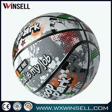 design chinese adults basketball factory, colorful adults basketball