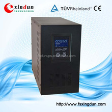DC to AC hybrid solar charge inverter 5kw/6kw/7kw off grid pure sine power convertor
