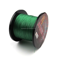 Green /Gray/Yellow pe braided fishing line,500M mian line Super strong Brand SPIDER KING Braided Fishing Line