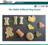 Made In China cat,dog pet biscuit series treats Process Line/Making machine
