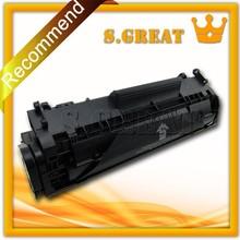 compatible hot sale toner hp Q2612 for hp Laserjet 1018 Laserjet 1020 Laserjet 1020 Plus printer