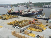 EQUIPMENTS SHIPPING AND BREAK BULK CARGO FROM CHINA TO ANY COUNTRY