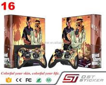 Decorative Sticker Maker For Xbox 360 E Game Consloe Decal