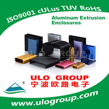 New Exported Custom Aluminum Hdd Extrusion Enclosure Manufacturer & Supplier - ULO Group