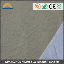Factory offered Pu imitation leather for sofa furniture boat