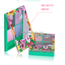 Fashion color ANGEL MASK eyeshadow waterproof eyeshadow with flower box