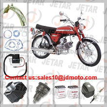 a100 motorcycle spare parts