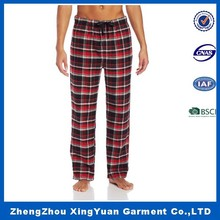 Hot sales pajamas pant for men for pajamas and promo pants,good quality fast delivery