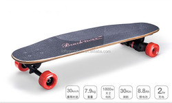 Dual-drive remote control electric skateboards cheap good skateboards penny board skateboards for sale