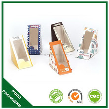 Most popular new coming paper sandwich box for packing