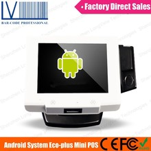 Pos System Android with 10 inch Touch Screen and Industrial Grade Freescale CPU