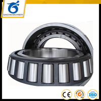 China supplier tapered roller bearing for automobi and tapered roller bearing size chart