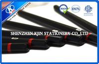 school use standard pencils sharpened art supplies drawing 2H pencil