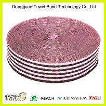 woman jacquard band