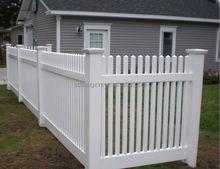 cheap pvc plastic fence designs from laignxinyishu guardrail
