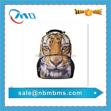 3D Photo Printing Outdoor Leisure Oxford High Quality Backpack