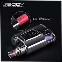2015 Popular Squonker Mod S-body S-CA3 Bottom Feeder Big Battery Mod E-cigarette