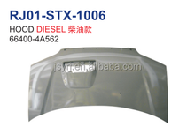 autoparts hood/engine cover DIESEL for hyundai STAREX /H1/REFINE OEM 66400-4A562