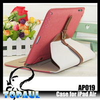 Supply ODM/OEM services smart case cover for iPad air