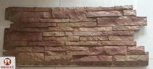 Pp Material de imitação de Rock Wall painel decorativo para Villa