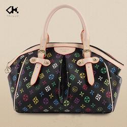 Design personalized leather handbag for ladies
