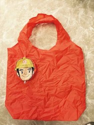 2015 Wholesale Nylon Shopping Bag Foldable For Shopping