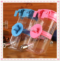 Colorful Easily Water Bottle for Animals/Dog Water Bottle