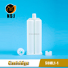 50ml 1:1 One-off Two Component Silicone Adhesive Cartridge in Industry