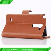 new arrival wallet leather case for lg g3 stylus