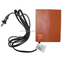 silicone rubber car diesel engine water jacket heater
