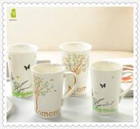 Cheap Bulk White Evironmental Ceramic Cup And Mugs