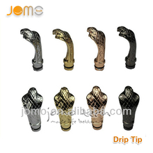 Hot selling 2013 new product cheap pipe drip tip rocket sax dripping for alibaba in Spain