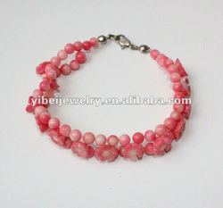 pink natural decorative coral