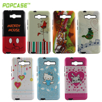 Gummy combo case for zte blade l3