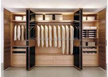 Solid Oak Bedroom furniture set Wooden TRIPLE WARDROBE