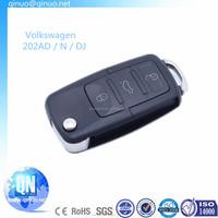 VW Golf Remote Key 202AD/N/DJ Series Volkswagen Folding Car Keys