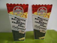 1000 ml plastic pop corn holder