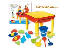 Sand and water play table toy ZZH95429