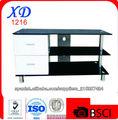 mesa de tv de diseño tv madera destacan XD1216