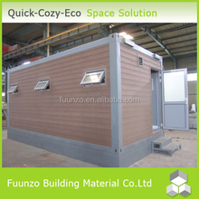 Easy to Assemble portable toilet container for sale