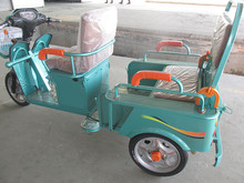 Hot selling 2015 new design electric riskshaw for passenger for sale with low noise