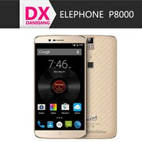 Android 5.1 ELEPHONE P8000 5.5 Inch 4G FDD-LTE MTK6753 Octa Core Handphone