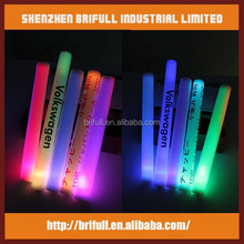 Light up foam cheer sticks are perfect in club