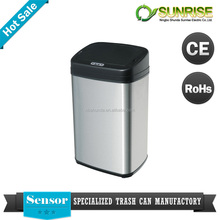electronic sensor trash binelectronic sensor waste binhomeuse waste bin