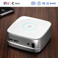 Mini pc Mr. nuc mini pc mini desktops with i3 CPU intel HD 4400 Super small size 118mm (W) *118mm (D) *51mm (H)