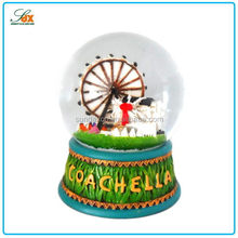 Fashionable Best Selling Ferris Wheel Snow Globes Ball
