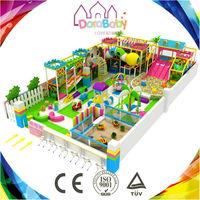 HSZ-K144 Baby indoor Used Indoor Children Entertainment Equipment, Children Indoor Playground