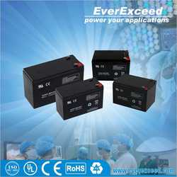 EverExceed 12v 20ah small rechargeable vrla battery