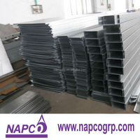 Galvanized steel cable trunk cable duct cable trunking