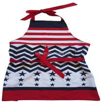 patriotic kitchen apron for wholesale